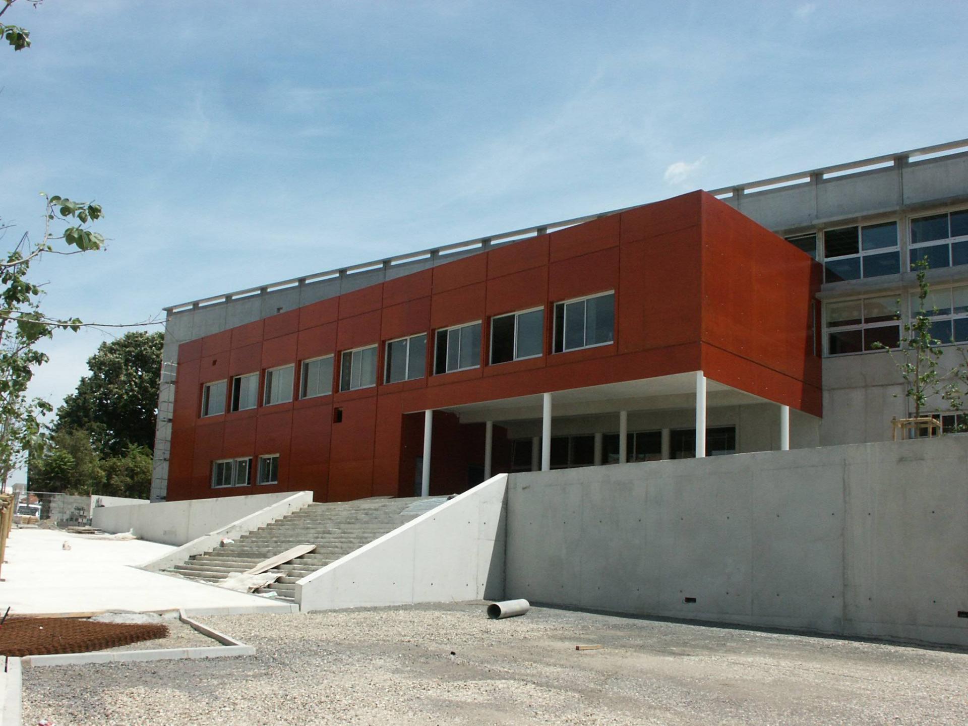 Sofaper chantier college de bessou a beziers 2