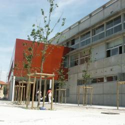 Sofaper chantier college de bessou a beziers 36