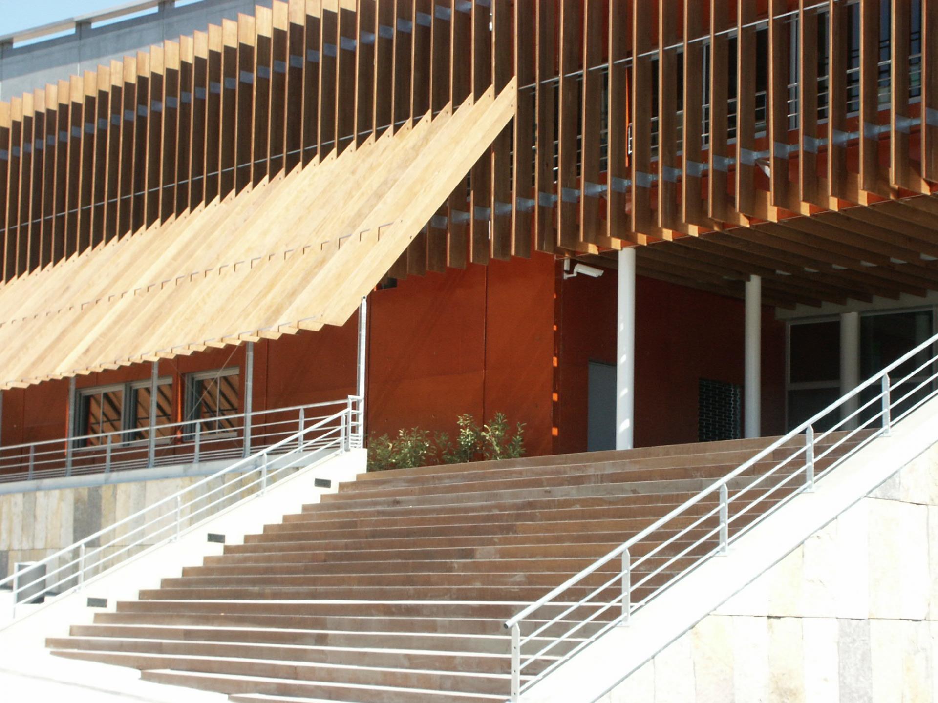 Sofaper chantier college de bessou a beziers 39