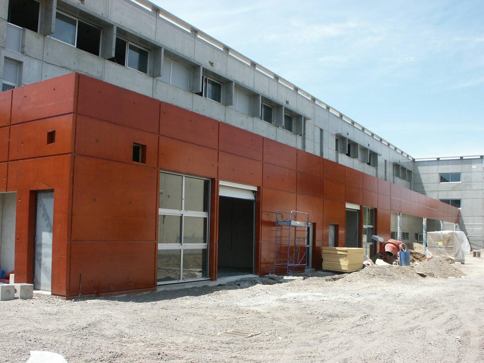 Sofaper chantier college de bessou a beziers 7