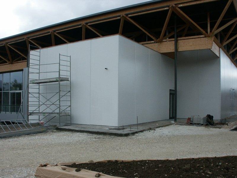 Sofaper chantier de la salle polyvalente de methet lasure prelor 3 sur beton 19