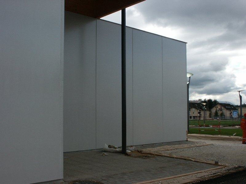 Sofaper chantier de la salle polyvalente de methet lasure prelor 3 sur beton 23