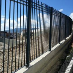 Sofaper Lasure Béton - chantier nouveaux cimetiere de bastia lasure protectgard color 21