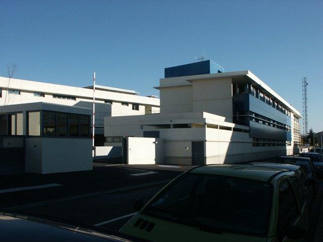 Sofaper eiffage hotel de police de nimes sablage lasure beton et protec hdl 11 1
