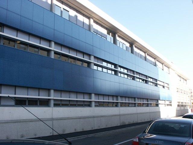 Sofaper eiffage hotel de police de nimes sablage lasure beton et protec hdl 12