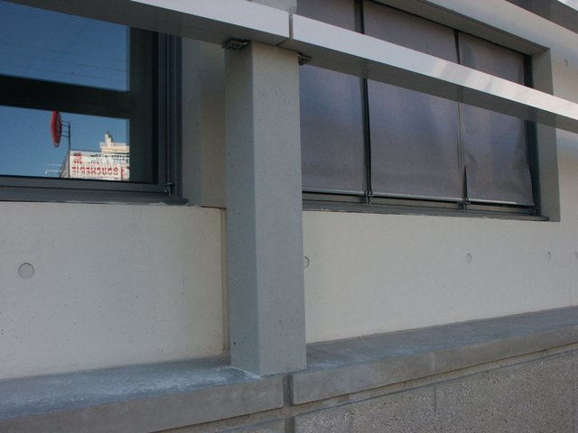 Sofaper eiffage hotel de police de nimes sablage lasure beton et protec hdl 20