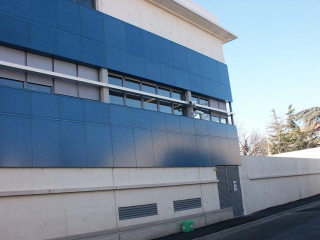 Sofaper eiffage hotel de police de nimes sablage lasure beton et protec hdl 22