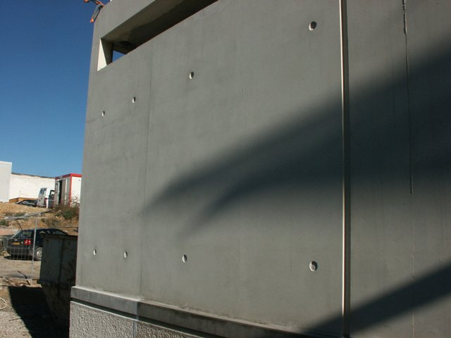 Sofaper eiffage hotel de police de nimes sablage lasure beton et protec hdl 24