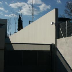 Sofaper eiffage hotel de police de nimes sablage lasure beton et protec hdl 5
