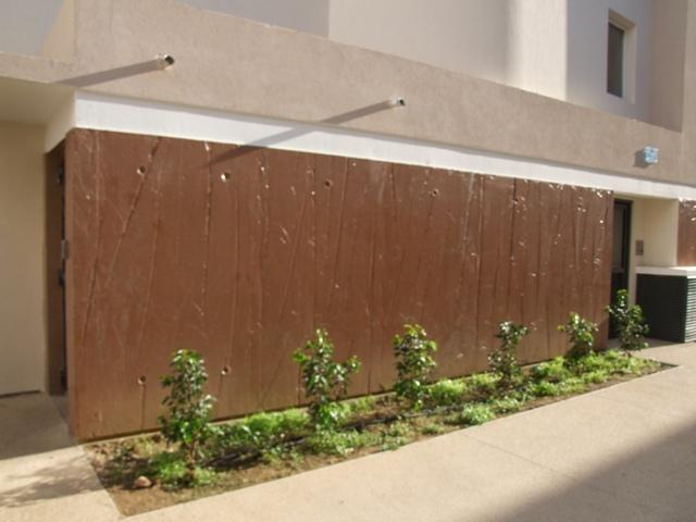 Sofaper eiffage lasure montpellier beton plisse 11