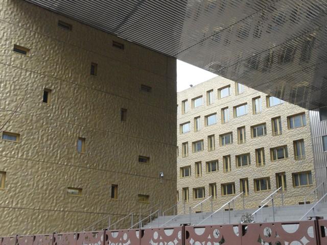 Sofaper eiffage lyon photos le monolithe lyon 32