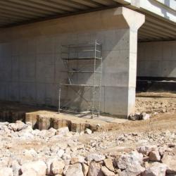 Sofaper eiffage tp chantier lgv perpignan traitement anti graffiti 23