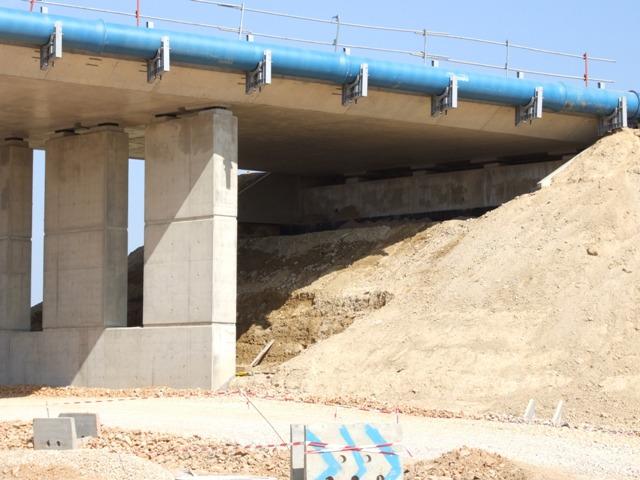 Sofaper eiffage tp chantier lgv perpignan traitement anti graffiti 3