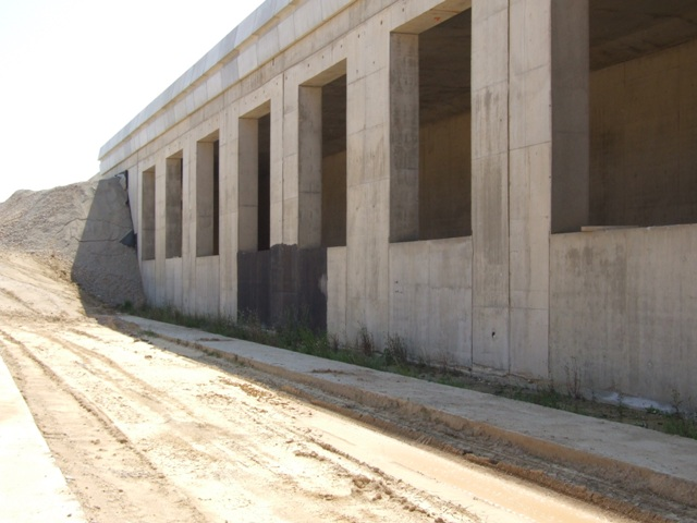 Sofaper eiffage tp chantier lgv perpignan traitement anti graffiti 51