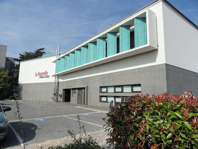 Sofaper Lasure Béton -  Médiathèque La Passerelles à Valence 11