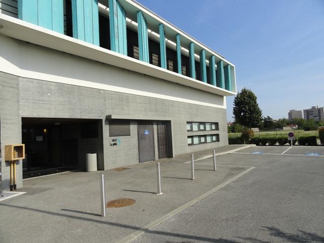 Sofaper Lasure Béton -  Médiathèque La Passerelles à Valence 2