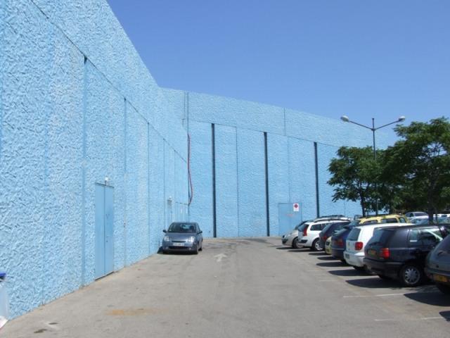 Sofaper patinoire vegapolis a odysseum traitement des beton teinte bleu 8