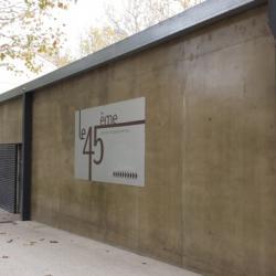 Sofaper rivasi chantier montelimat restaurant le 45 eme et le mess lasure 20