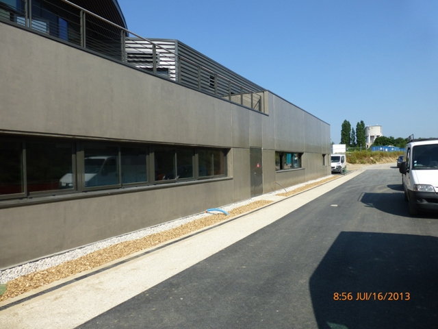 Sofaper sde grenoble chantier parc mail a ecully 69 1