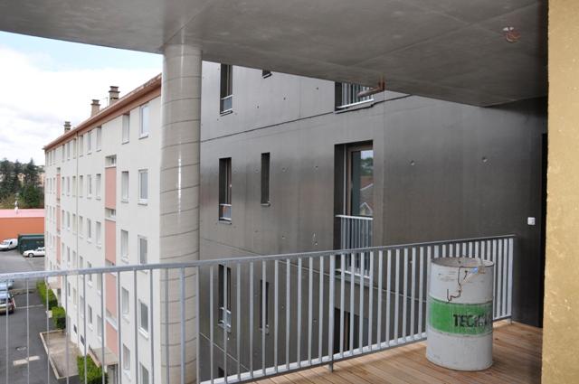 Sofaper socobat chantier brive charensac logis velays lasure beton 55
