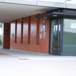 Sofaper sogea sud chantier hopital de lunel lasure beton 3