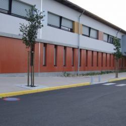 Sofaper sogea sud chantier hopital de lunel lasure beton 4