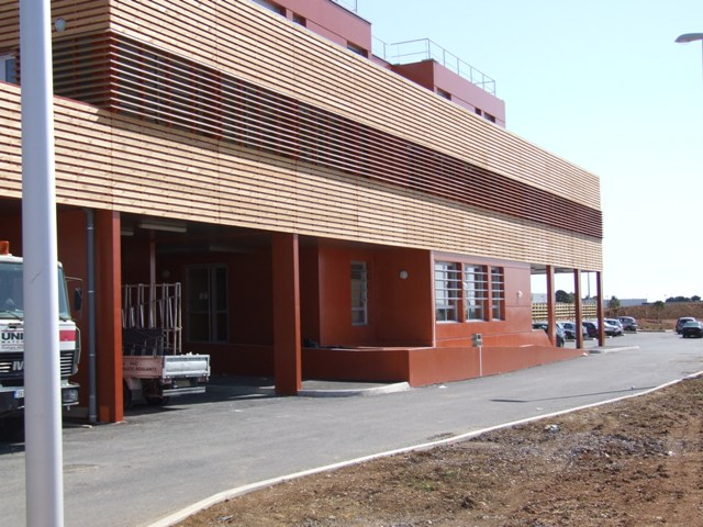 Sofaper sogea sud chantier usine de methanisation de montpellier 18