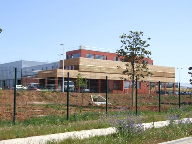 Sofaper sogea sud chantier usine de methanisation de montpellier 2 1