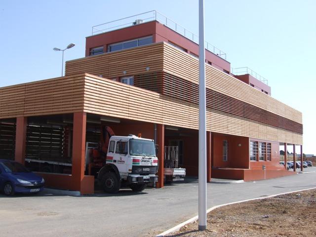 Sofaper sogea sud chantier usine de methanisation de montpellier 20 1