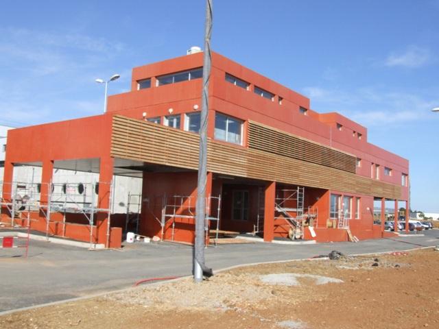 Sofaper sogea sud chantier usine de methanisation de montpellier 25