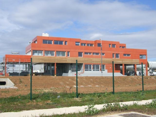 Sofaper sogea sud chantier usine de methanisation de montpellier 28
