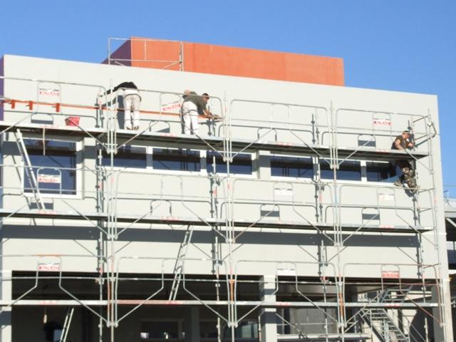 Sofaper sogea sud chantier usine de methanisation de montpellier 35