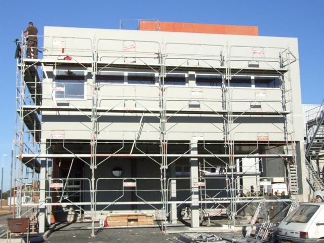 Sofaper sogea sud chantier usine de methanisation de montpellier 46