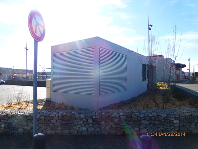 Sofaper sopreco chantier parking cinema de muret protec hdl 20