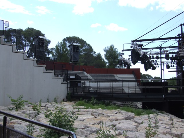 Sofaper Lasure Béton Grace Pieri - theatre de verdure chateau d o montpellier lasure beton pieri 18