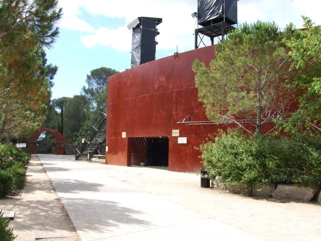 Sofaper Lasure Béton Grace Pieri - Theatre de Verdure Chateau d' O Montpellier ( Lasure Pieri ) 19