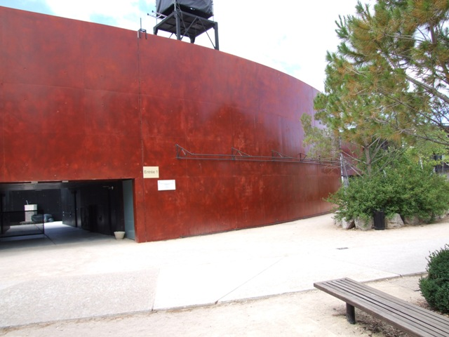 Sofaper Lasure Béton Grace Pieri - Theatre de Verdure Chateau d' O Montpellier ( Lasure Pieri ) 9