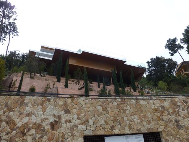 Sofaper villa theoule sur mer lasure beton 13