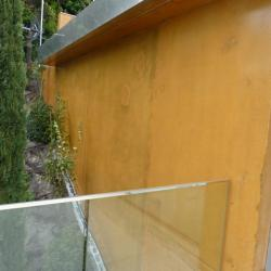 Sofaper Lasure Béton Grace Pieri - villa theoule sur mer lasure beton 43