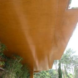 Sofaper villa theoule sur mer lasure beton 52
