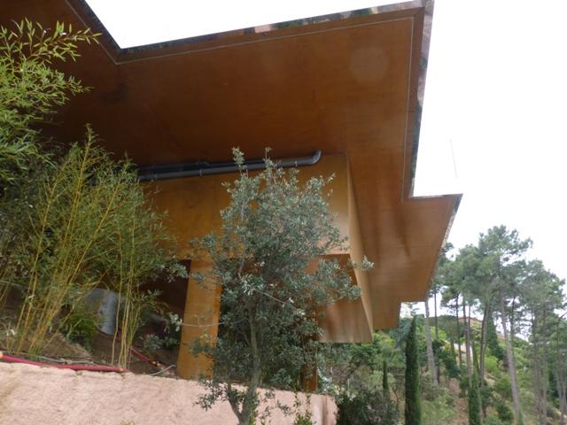 Sofaper Lasure Béton Grace Pieri - villa theoule sur mer lasure beton 54