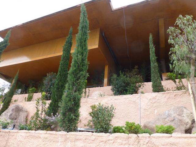 Sofaper Lasure Béton Grace Pieri - villa theoule sur mer lasure beton 57 1