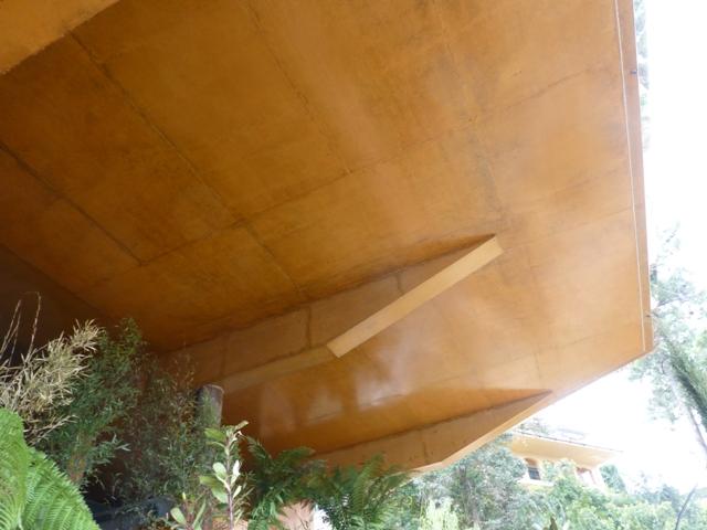 Sofaper villa theoule sur mer lasure beton 58