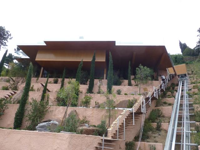 Sofaper Lasure Béton Grace Pieri - villa theoule sur mer lasure beton 60