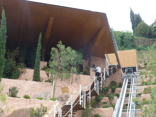 Sofaper Lasure Béton Grace Pieri - villa theoule sur mer lasure beton 61