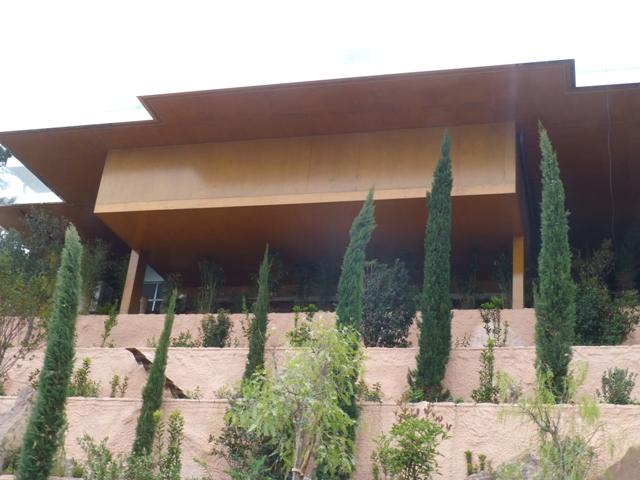 Sofaper - Villa sur la cote d'Azur à Théoule-s-Mer ( Lasure Béton Pieri )