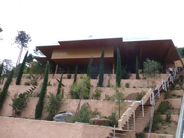 Sofaper Lasure Béton Grace Pieri - villa theoule sur mer lasure beton 62