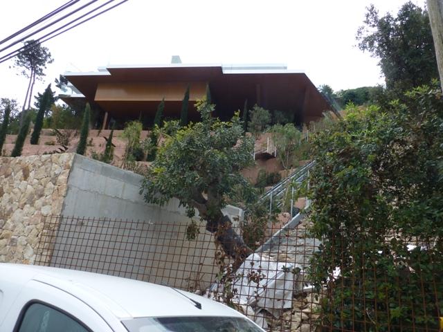 Sofaper Lasure Béton Grace Pieri - villa theoule sur mer lasure beton 65