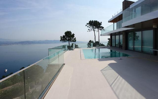 Sofaper villa theoule sur mer lasure beton 67